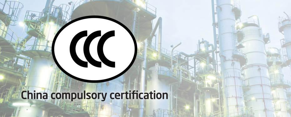 CCC Ex certification