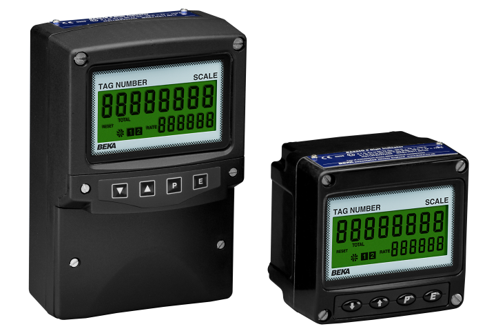 Intrinsically safe counters