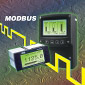 Modbus added to Intrinsically Safe Serial Text Displays